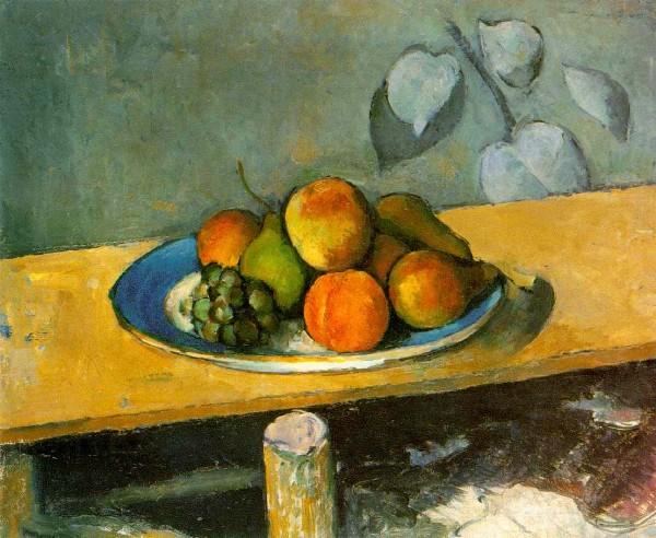 11-8-8 Apples-Peaches-Pears-Grapes_Paul-Cezanne