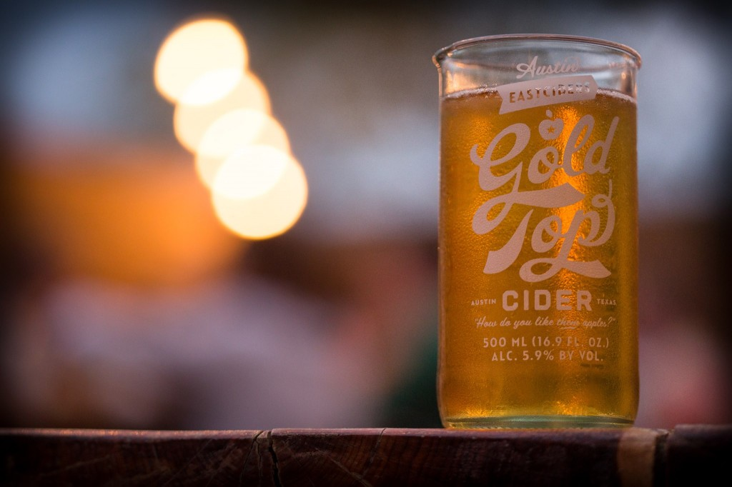 Photo courtesy of Austin EastCiders.
