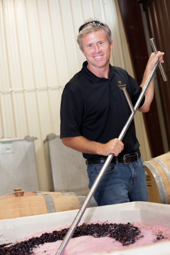 Pedernales Cellars Winemaker David Kuhlken