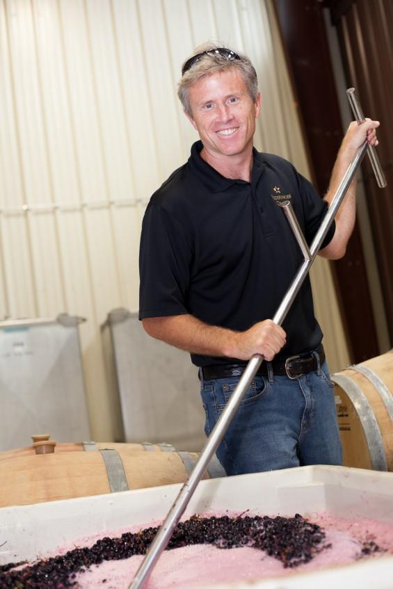 Pedernales Cellars Winemaker David Kuhlken